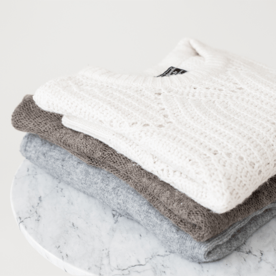 Taking good care of your winter clothes: some useful advice!