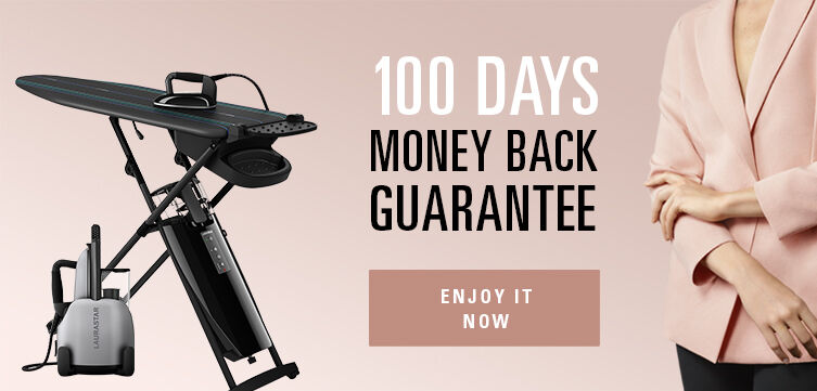 100-Days Satisfied or Your Money Back