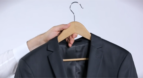 Your jacket - how to dewrinkle?